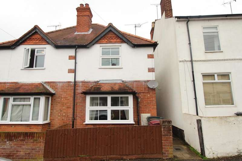2 Bedrooms Semi Detached House for sale in Adelaide Road, Reading