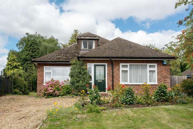 4 Bedrooms Chalet House for sale in Moor End Road, Radwell MK43