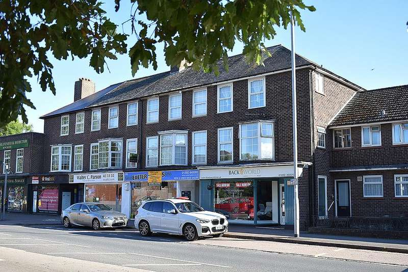 1 Bedroom Flat for sale in Topsham Road, St Leonards, Exeter