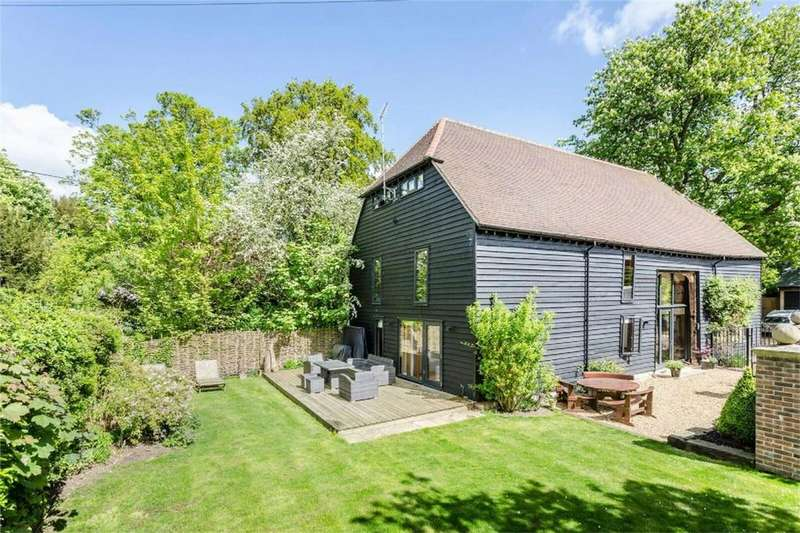 4 Bedrooms Barn Conversion Character Property for sale in Great Hormead, Buntingford, Hertfordshire