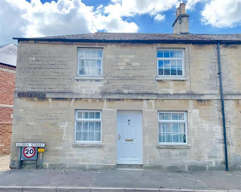 2 Bedrooms End Of Terrace House for sale in Queen Street, Cirencester