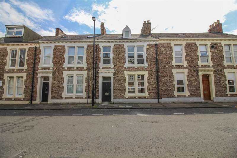 4 Bedrooms Terraced House for sale in Hutton Terrace, Newcastle Upon Tyne