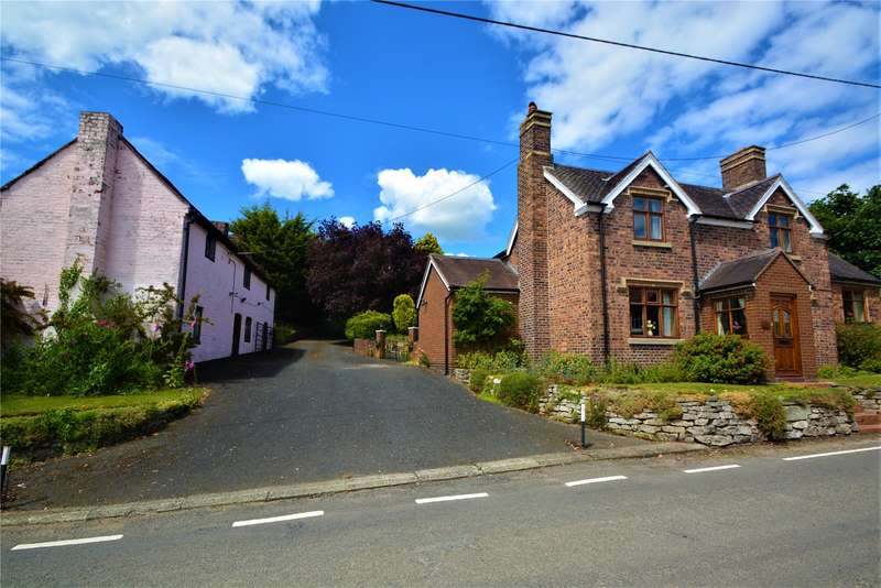 4 Bedrooms Detached House for sale in The Mount & Pear Tree Cottage, Eaton Constantine, Shrewsbury, Shropshire, SY5