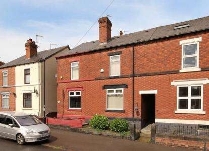 3 Bedrooms Terraced House for sale in Mitchell Road, Sheffield, South Yorkshire