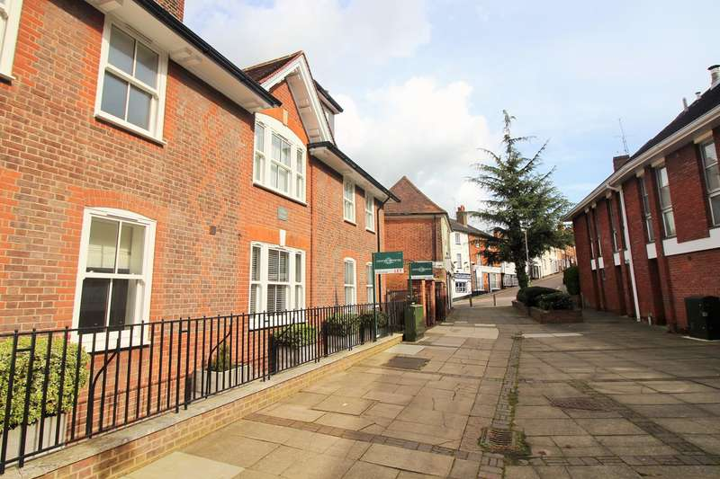 2 Bedrooms Apartment Flat for sale in Salisbury Square, Old Hatfield, AL9