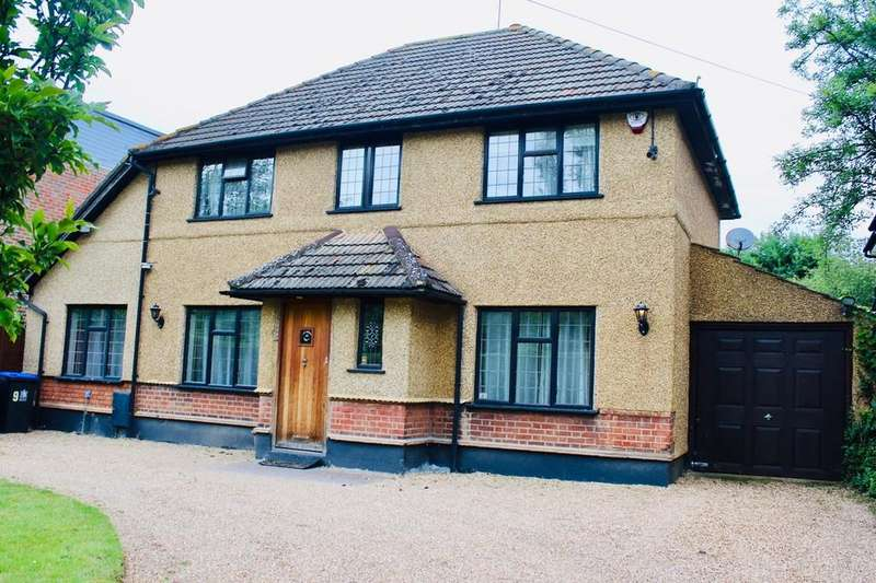 7 Bedrooms Detached House for sale in Richings Way , Richings Park