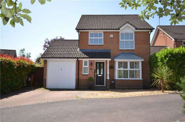 3 Bedrooms Detached House for sale in Blount Crescent, Binfield, Bracknell
