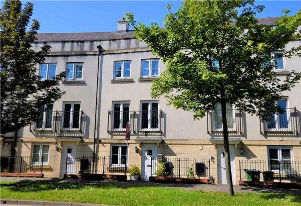 5 Bedrooms Terraced House for sale in Beamont Walk, Brockworth, GLOUCESTER, GL3 4BL