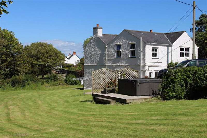 4 Bedrooms Property for sale in Llanmadoc