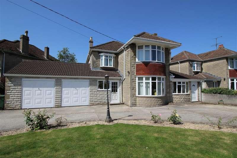 4 Bedrooms Detached House for sale in Hardenhuish Avenue, Chippenham