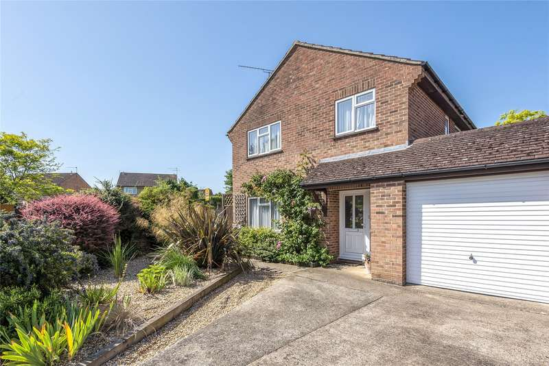 4 Bedrooms Detached House for sale in Devonshire Gardens, Tilehurst, Reading, Berkshire, RG31