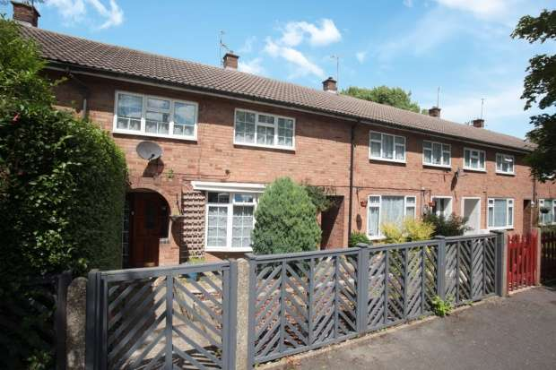 3 Bedrooms Town House for sale in Meadow Lane, Dunstable, Bedfordshire, LU5 5HG