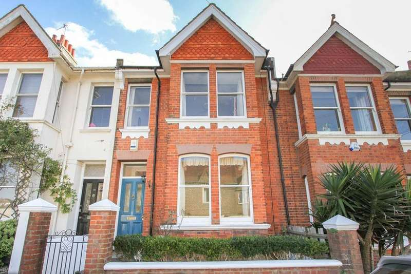 4 Bedrooms Terraced House for sale in Walpole Road, Brighton, East Sussex, BN2