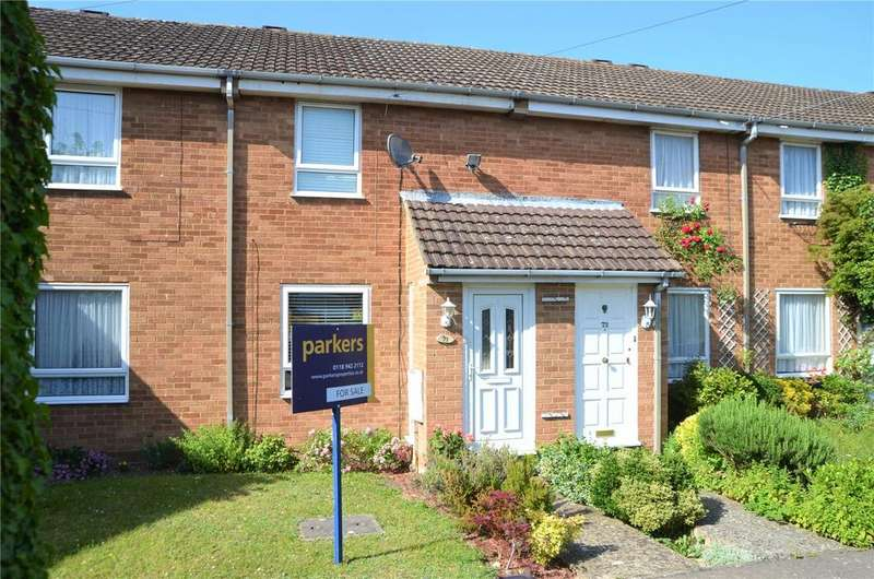 2 Bedrooms Terraced House for sale in Coalport Way, Tilehurst, Reading, Berkshire, RG30