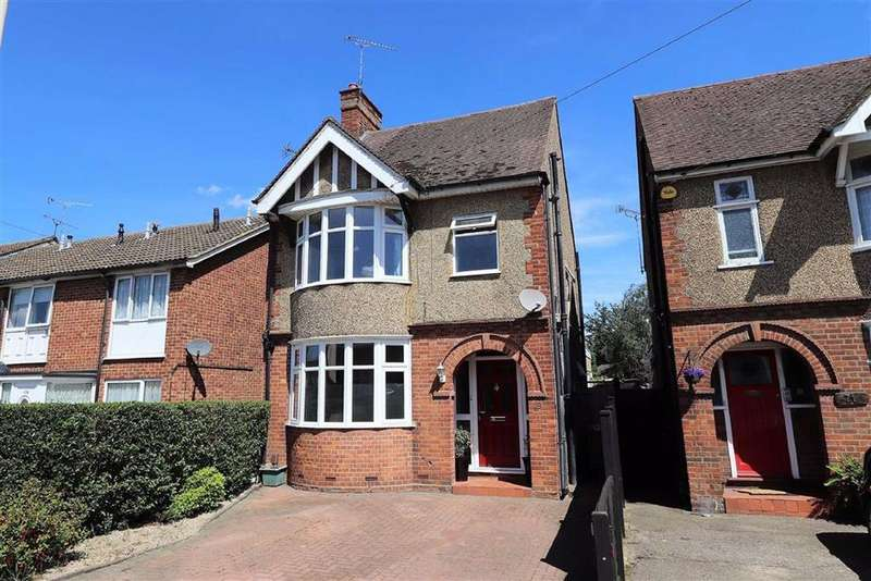 3 Bedrooms Detached House for sale in Stanbridge Road, Leighton Buzzard