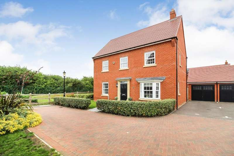 4 Bedrooms Detached House for sale in Smith Mews, Kempston MK42