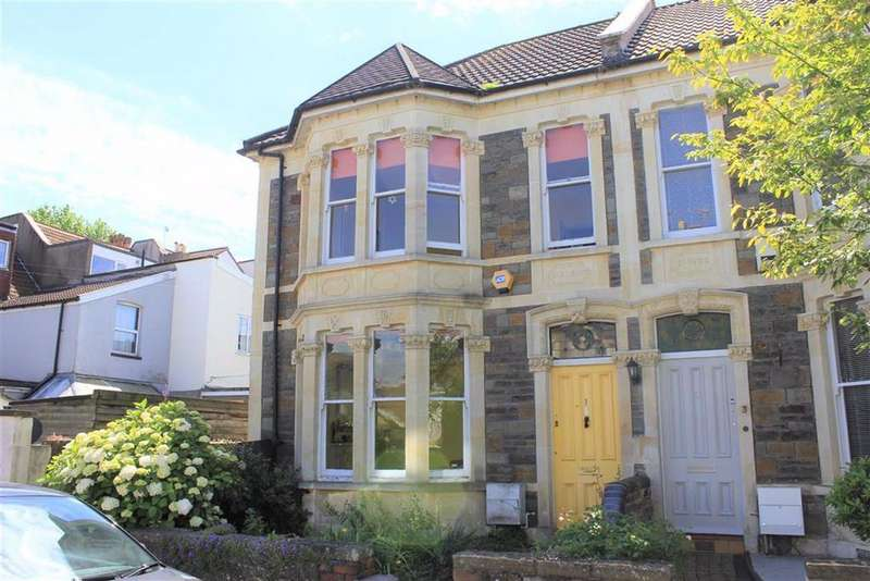 3 Bedrooms End Of Terrace House for sale in St Albans Road, Westbury Park, Bristol