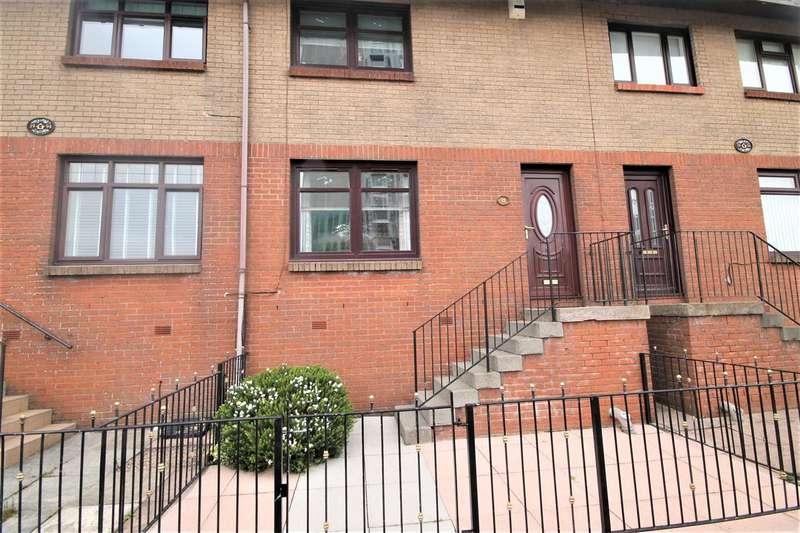 2 Bedrooms Terraced House for sale in Coats St, Coatbridge
