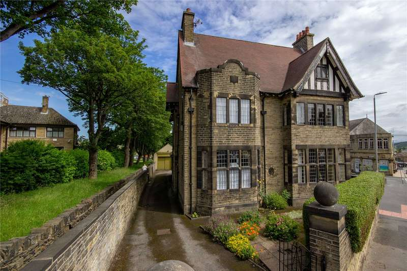 6 Bedrooms Detached House for sale in Victoria Road, Elland, HALIFAX, West Yorkshire, HX5