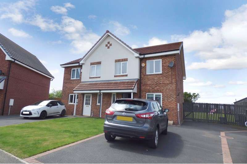 3 Bedrooms Property for sale in Latimer Way, Newbiggin-by-the-Sea, Northumberland, NE64 6JR