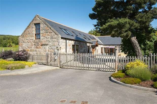 5 Bedrooms Detached House for sale in Heugh-Head Mill, Aboyne, Aberdeenshire