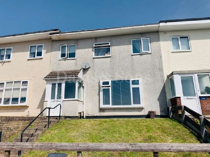 3 Bedrooms Terraced House for sale in Cowper Close, The Gaer, Newport. NP20 3JG