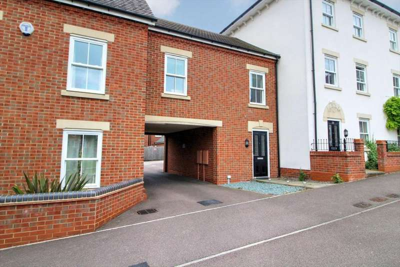 2 Bedrooms Terraced House for sale in Crowsley Road, Kempston, Bedfordshire, MK42