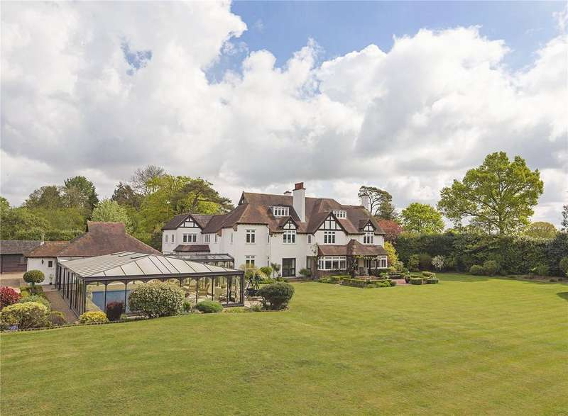 6 Bedrooms Unique Property for sale in Flaunden Lane, Felden, Hemel Hempstead, Hertfordshire, HP3
