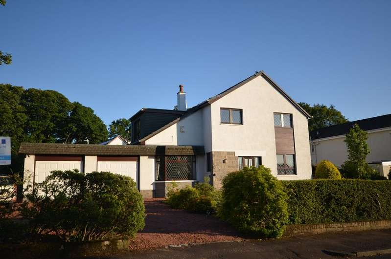 4 Bedrooms Detached Villa House for sale in 7 Upper Crofts, Alloway, KA7 4QX