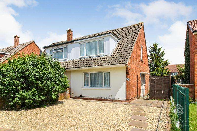 3 Bedrooms Semi Detached House for sale in Mount Road, Thatcham