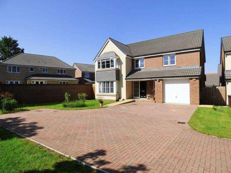 4 Bedrooms Detached House for sale in Bobbin Close, Brockworth, Gloucester