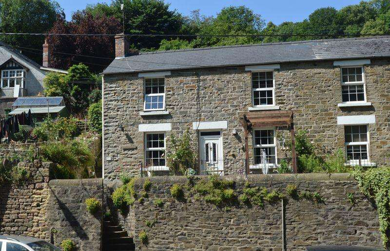 3 Bedrooms Cottage House for sale in Lower Lydbrook, Gloucestershire