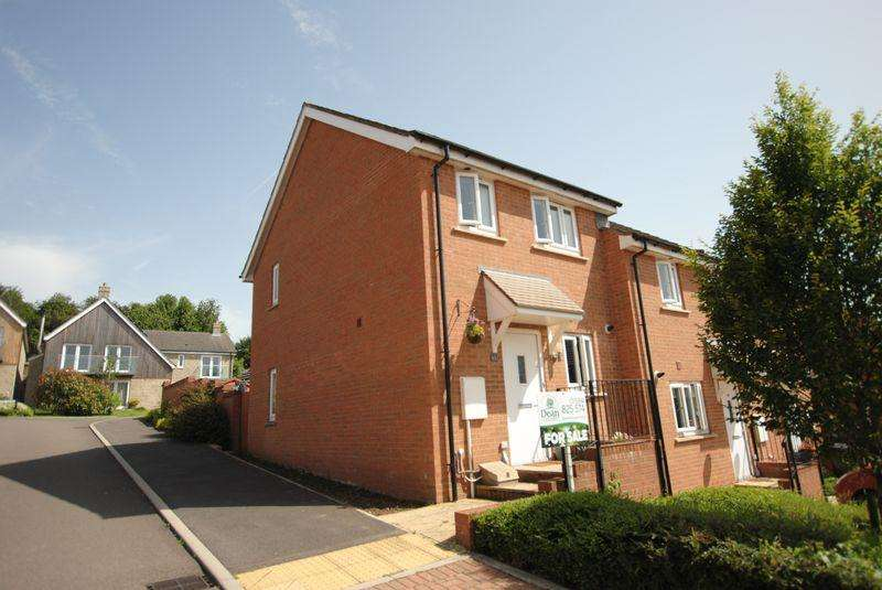 2 Bedrooms Terraced House for sale in Cinderford, Gloucestershire