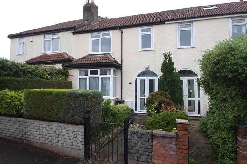 3 Bedrooms Terraced House for sale in Metford Road, Redland, Bristol BS6 7LF