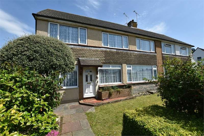4 Bedrooms Semi Detached House for sale in Hazelbury Road, Nailsea, Bristol, North Somerset