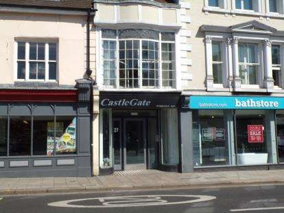 2 Bedrooms Flat for sale in Castle Gate, 27 High Street, Bedford, Bedfordshire