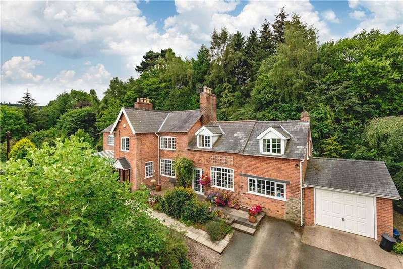 6 Bedrooms Detached House for sale in Kerry, Newtown, Powys