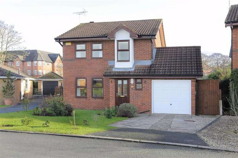 3 Bedrooms Detached House for sale in The Beeches, Nantwich, Cheshire