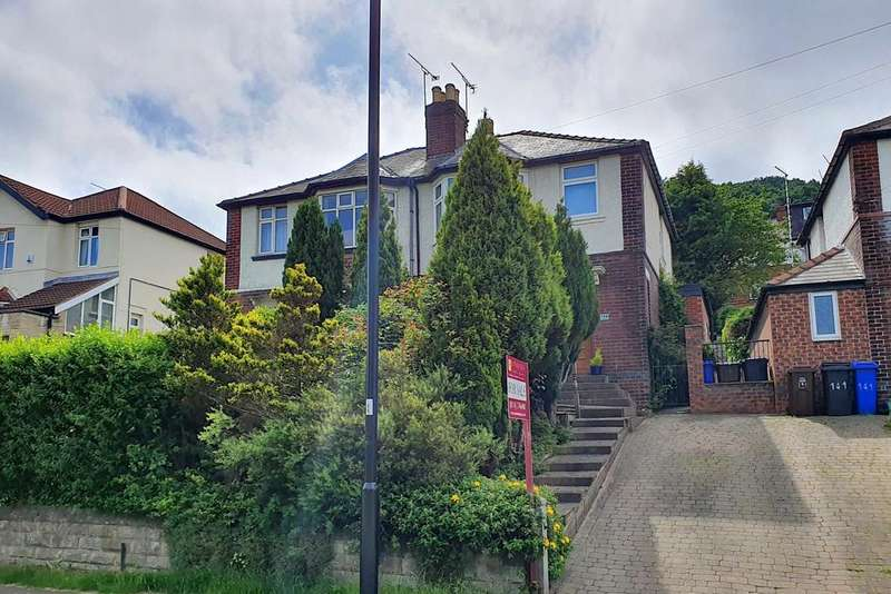3 Bedrooms Semi Detached House for sale in Abbey Lane, Beauchief, Sheffield, S8 0BR