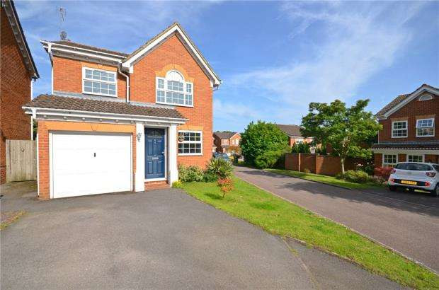 3 Bedrooms Detached House for sale in Essex Rise, Warfield, Bracknell