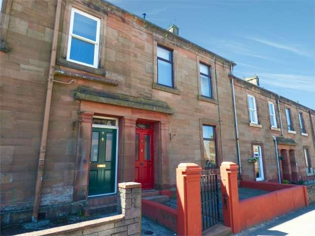 3 Bedrooms Terraced House for sale in Cumberland Terrace, Annan, Dumfries and Galloway