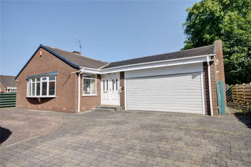 3 Bedrooms Detached Bungalow for sale in Chantry Place, West Rainton, Houghton Le Spring, DH4