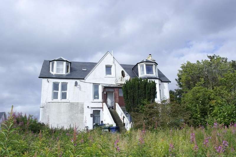 4 Bedrooms Apartment Flat for sale in 60 Edward St, Dunoon, PA23 7JN