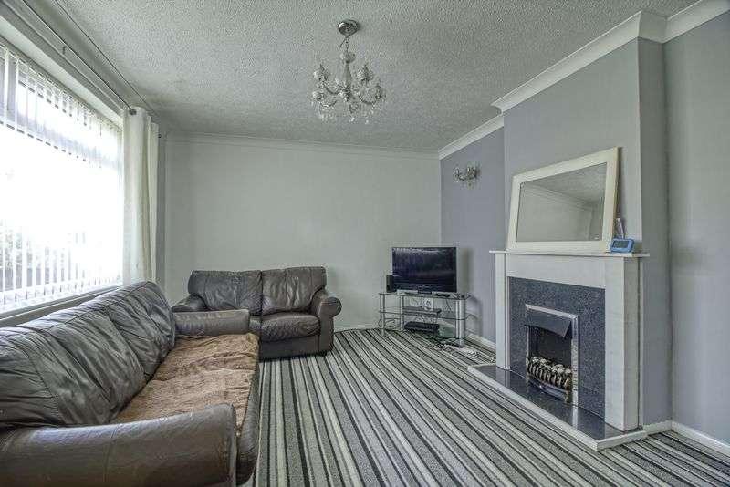 3 Bedrooms Property for sale in Knole Road, Billingham
