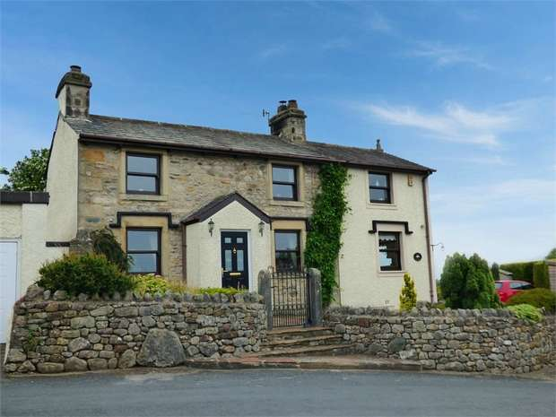 3 Bedrooms Cottage House for sale in The Shore, Bolton le Sands, Carnforth, Lancashire
