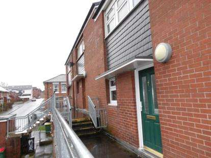 3 Bedrooms Flat for sale in Murray Street, Preston, Lancashire, PR1