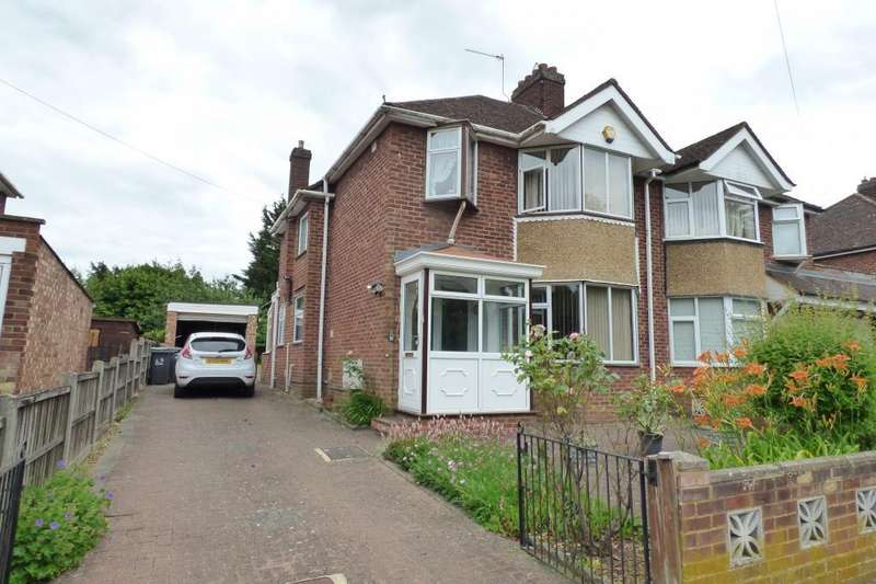 3 Bedrooms Semi Detached House for sale in Kempston, Beds, MK42 7DH
