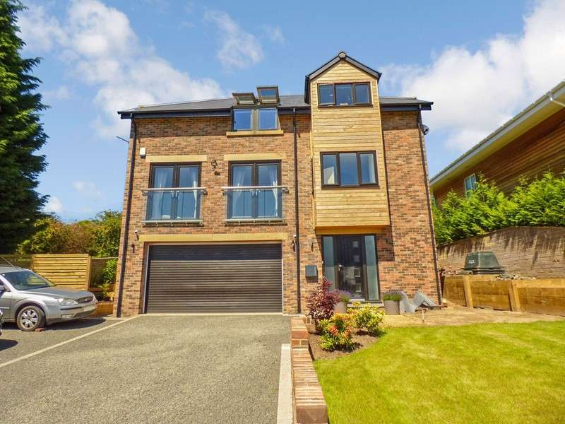 4 Bedrooms Property for sale in Red Kite Way, Rowlands Gill, Rowlands Gill, Tyne and Wear, NE39 2NJ