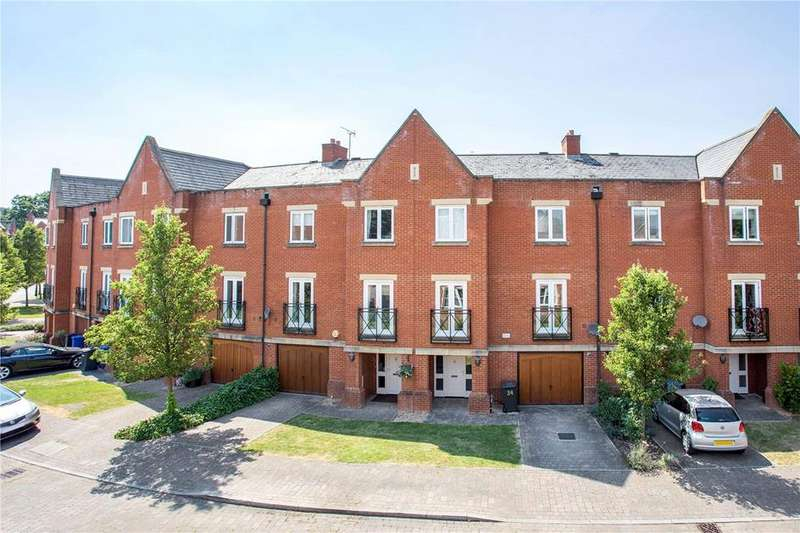 4 Bedrooms Property for sale in Longbourn, Windsor, Berkshire, SL4