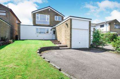 3 Bedrooms Detached House for sale in Coverside Road, Great Glen, Leicester, Leicestershire